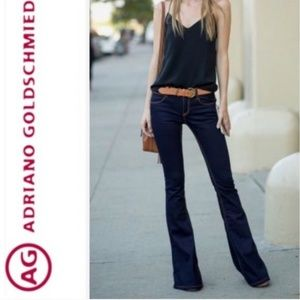 NWT Size 24 Adriano Goldschmied boot cut jeans